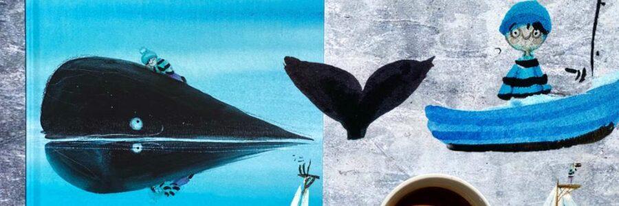 Linde Faas. Il bambino e la balena