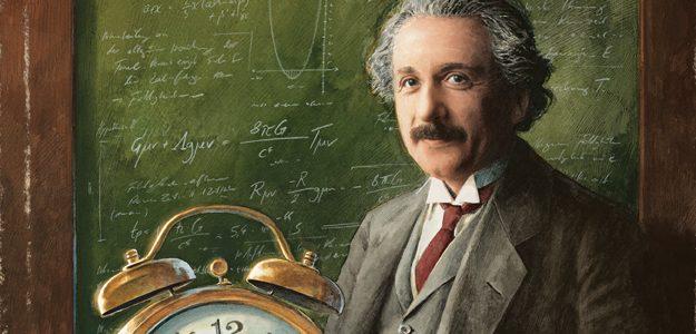 Torben Kuhlmann. Einstein