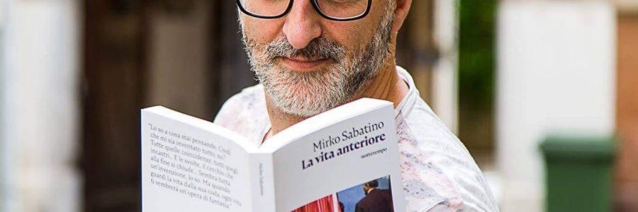 Mirko Sabatino. La vita anteriore