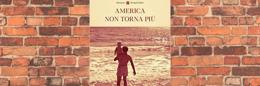 Giulio Perrone: America non torna più