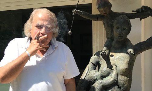 Mercedes Viola intervista il maestro Ernesto Lamagna