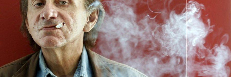 Michel Houellebecq, intervista senza filtri (nemmeno quelli di sigarette)